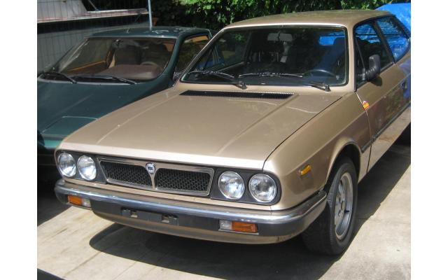 Lancia Beta HPE Exclusive  2.0 1984 RESERVE CLOSE