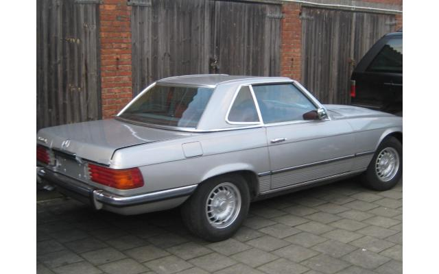 Mercedes 450 SL (W107) 1973 RESERVE CLOSE