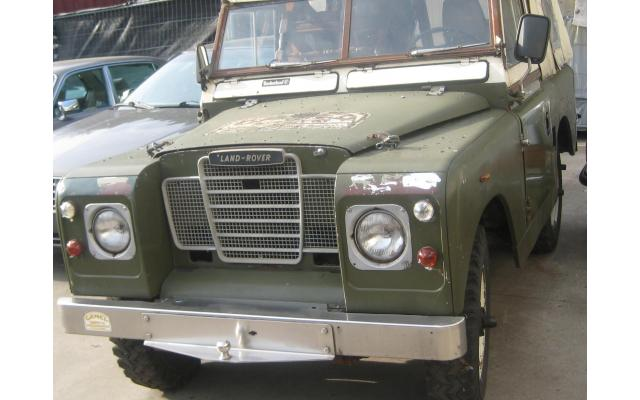 Land Rover Series IIa 1962 SOLD