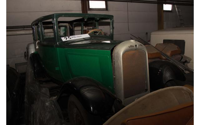 LOT 025 CitroënC4 1930Project to finish